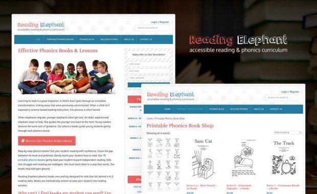 reading elephant website